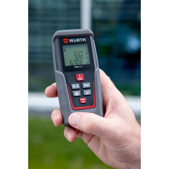 激光测距仪 WDM 3-12 - 激光测距仪-WDM3-12