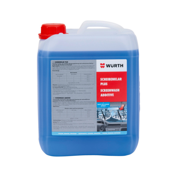 Windscreen cleaner Screenwash Plus - CLNR-WSCRN-FROSTPROT-PLUS-5LTR
