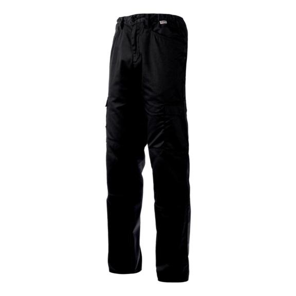 Pantalon de travail cargo femme - PANTALON MODYF FEMME CARGO NOIR 42
