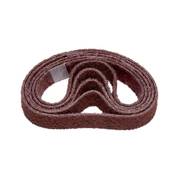 Flísový brúsny pás pre pásovú brúsku na rúrky - 1