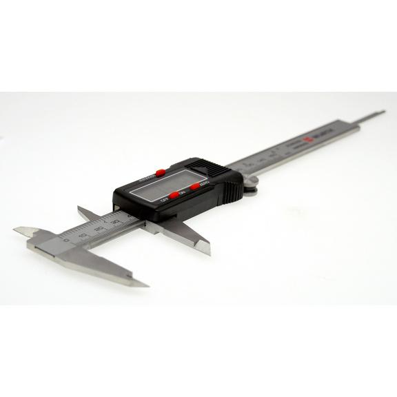 Dijital kumpas, sürgülü  - DİJİTAL KUMPAS 0.01 MM HASSAS.(0-150MM)