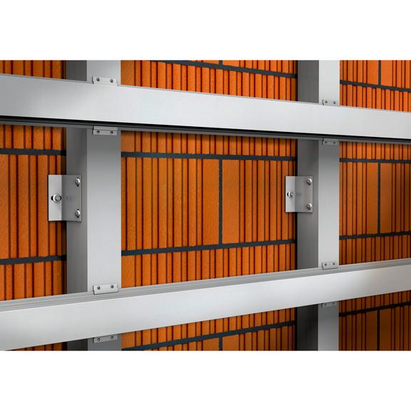 Cheville pour cadre plastique W-UR 8 - 2