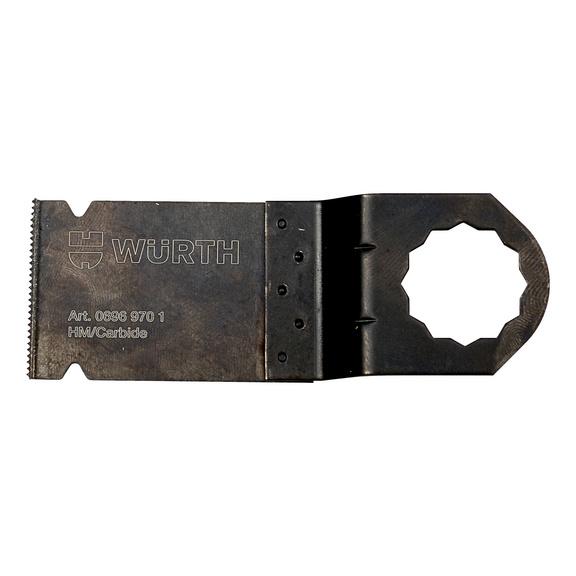 E-Cut Sägeblatt Hartmetall - ZB-SAEGEBLATT-SG-(E-CUT)-HM-32MM