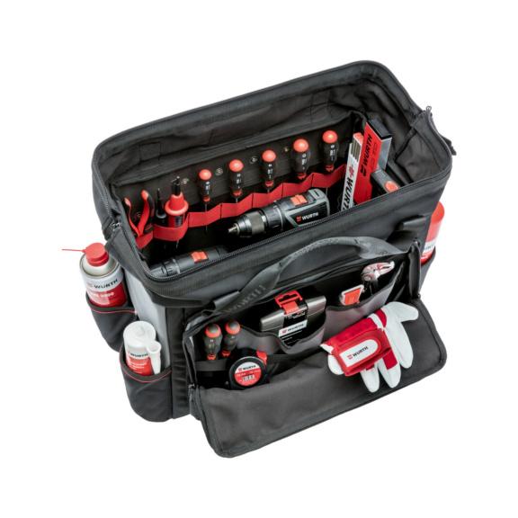 Sac à outils avec fonction servante  - TROLLEY A OUTILS