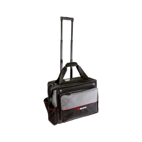 Borsa portautensili con funzione trolley  - TROLLEY-PORTAUTENS-C-RUOTE-520X330X500MM