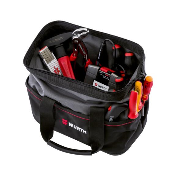 Sac à outils avec fond en plastique - SAC A OUTILS COMPACT