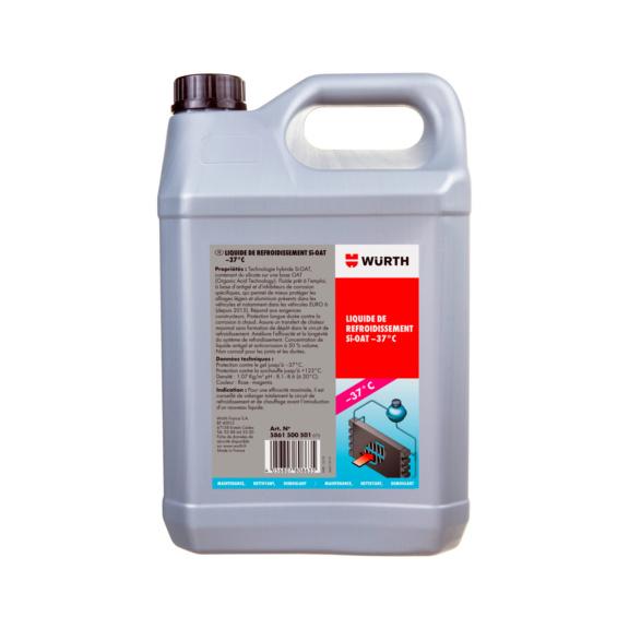 Liquide de refroidissement Si-OAT -37°C - 1