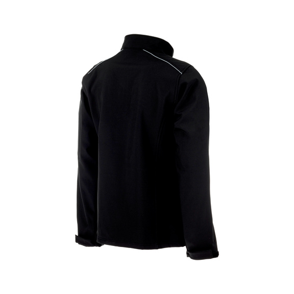 Business & Industrie Softshelljacke City Schwarz