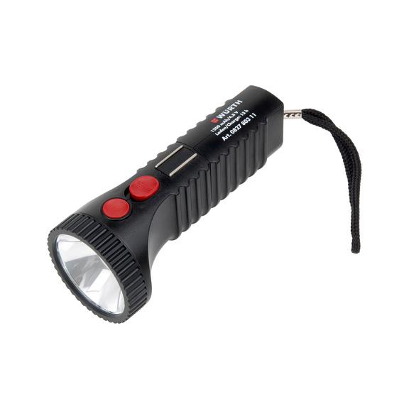 Achetez Lampe Torche A Led A Piles T70 082780311 En Ligne