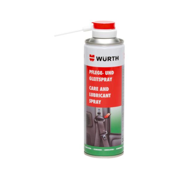 Spray d'entretien et de lubrification - 1
