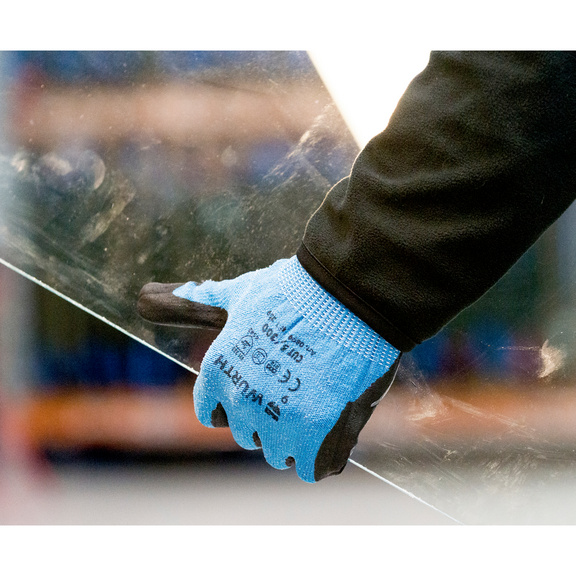 Rękawice antyprzecięciowe TigerFlex Cut 5/300 - 2