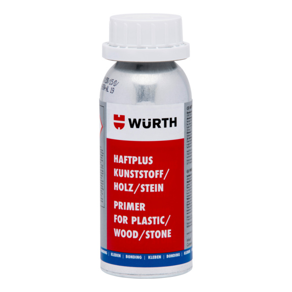 Oberflächenhaftvermittler HaftPlus Kunststoff/Holz/Stein - HAFTGRND-KONSTKLEBST-KST/HO/STN-250ML