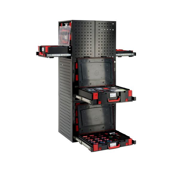 Sistema de armário de empilhar 4.4.1 - ARMÁRIO PARA ORSY 4.4.1