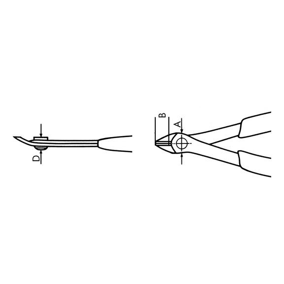 2K-Super Knips - SEITSHND-SUPERKNIPS-GD-DRAHTHALTER