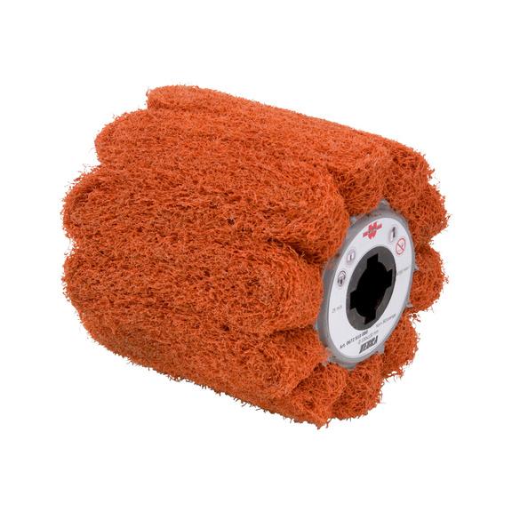 Rullo in fibra di nylon ondulato - 1