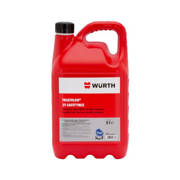 Sonderkraftstoff TRIATHLON<SUP>®</SUP> 2T-Safetymix - MOTOEL-(TRIATHLON 2T-SAFETYMIX)-5LTR
