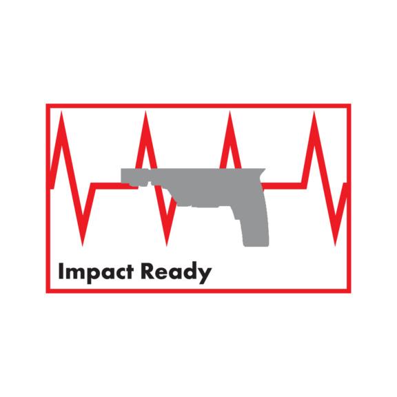 Conjunto de bits Impact Flex - CONJUNTO BITS 1/4. IMPACTO - 8 PECAS