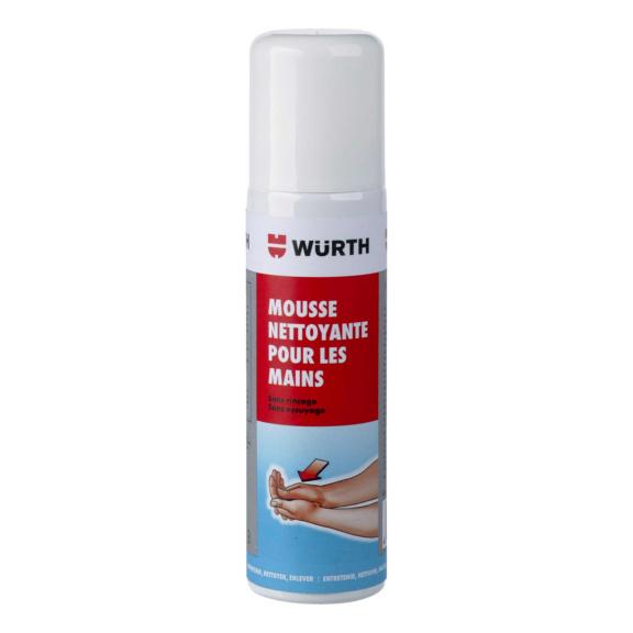 Mousse nettoyante pour les mains - MOUSSE NETTOYANTE POUR LES MAINS