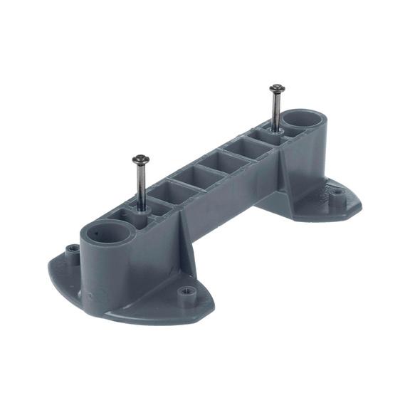 Cales de banche - CALES DE BANCHE PVC 18 CM