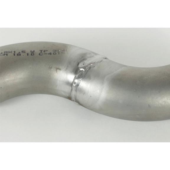 Gel decapante para soldadura em aço inox - GEL DECAPANTE P/ SOLDADURA ACO INOX 1KG