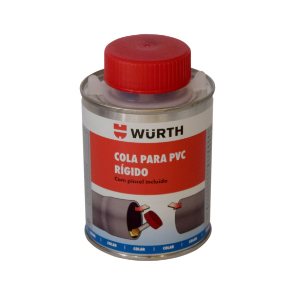 Cola para PVC rígido - COLA PARA PVC 250ML