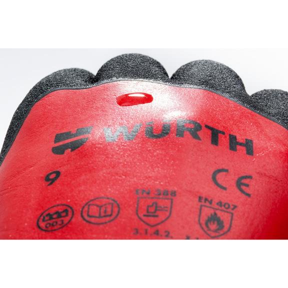Luva de proteção, ajuste múltiplo, secas - 2