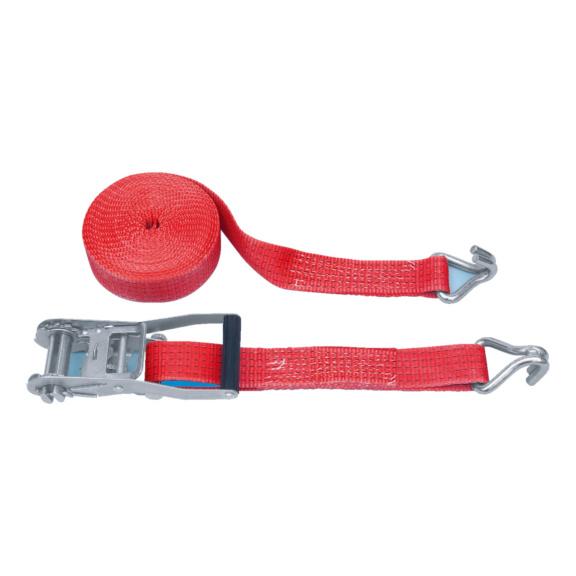 Cinghia di ancoraggio a cricchetto con cricchetto standard - 1