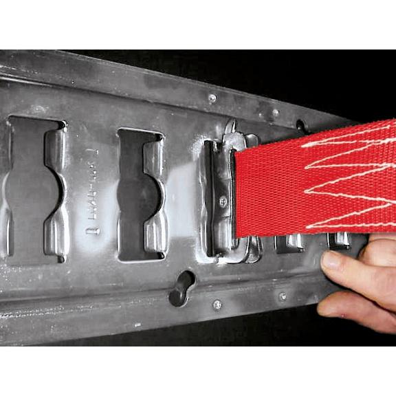 Cinghia di ancoraggio a cricchetto per ancoraggi interni - 2