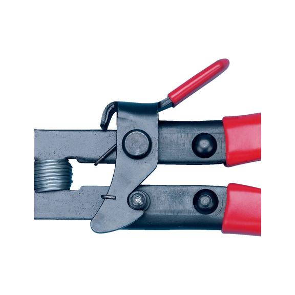 Alicate para abraçadeiras de mola com cabo Bowden - ALICATE P/ ABRACADEIRAS COM GUIA