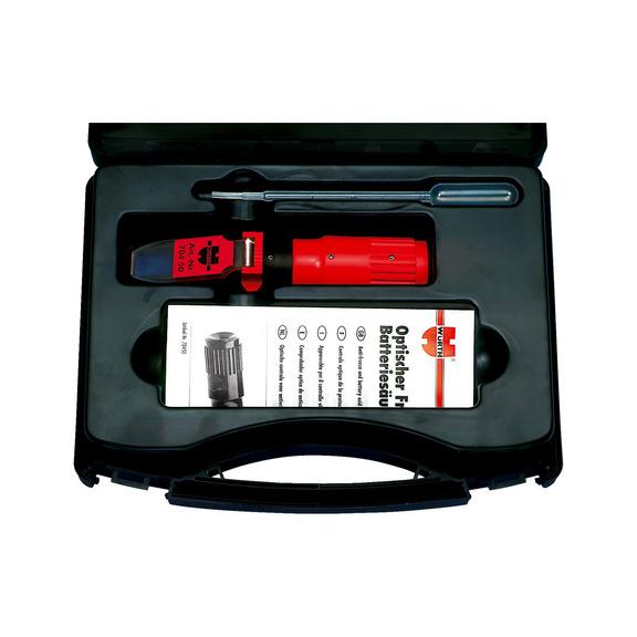 Optischer Kühler- und Scheibenfrostschutz-Prüfer  - 2