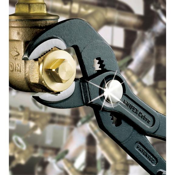 Vodoinštalatérske kliešte DIN ISO 8976 - 0