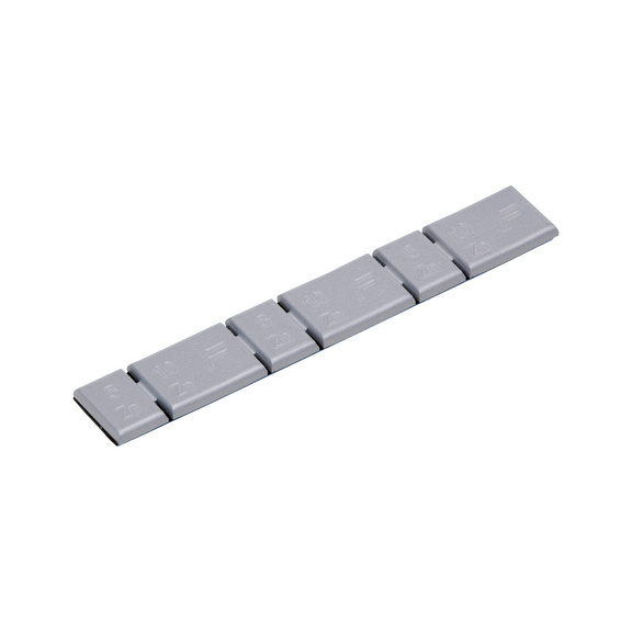 Masse adhésive en zinc 5 et 10 g - MASSE ADHESIVE EXTRA PLATE 5 ET 10G