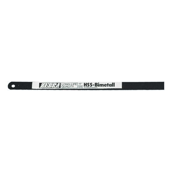 Bimetalový list píly HSS - 1