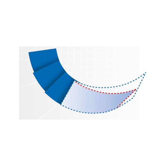 Segmentovaný brúsny kotúč na oceľ/nehrdzavejúcu oceľ Dlhá životnosť - 2