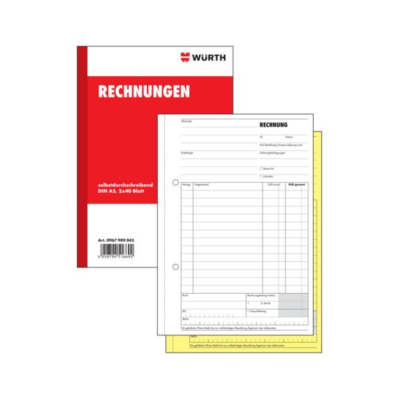 Formular Rechnungen Online Kaufen Würth