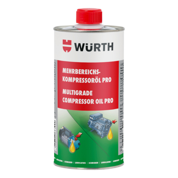 Mehrbereichskompressoröl Pro - 1