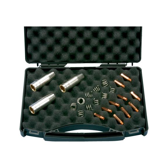 Conj. peças p/ queimador p/ MB 15 AK - KIT CONSUMIVEIS MB 15 AK