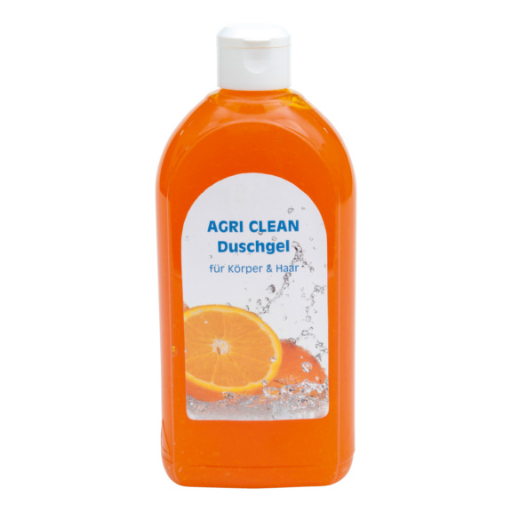 Agri Clean Shower Gel   AGRI CLEAN DUSCHGEL 500GRAMM ...