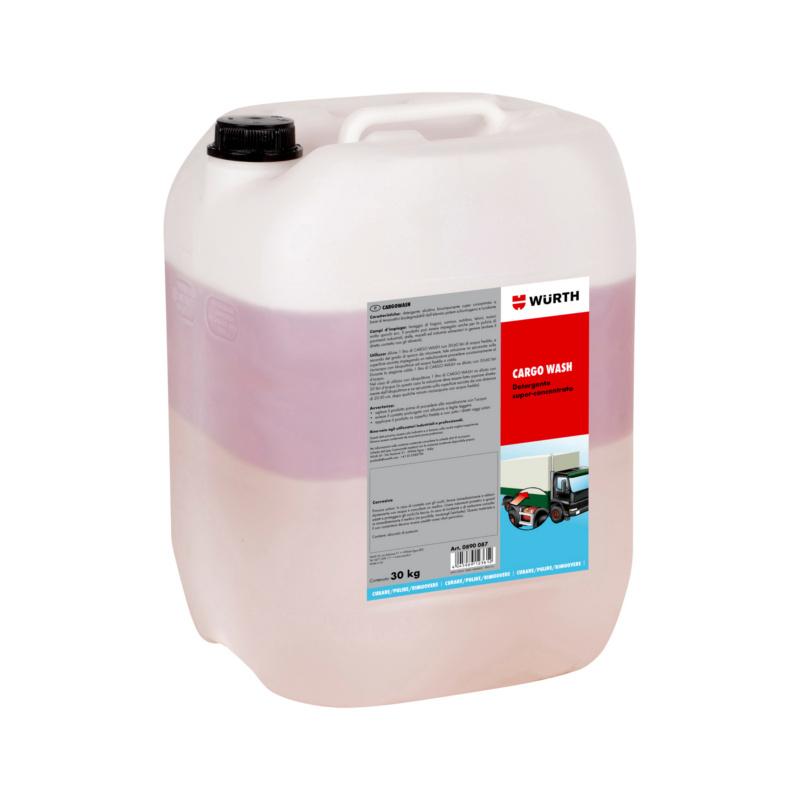 Detergente bicomponente CARGOWASH EXTRA FORTE - 2