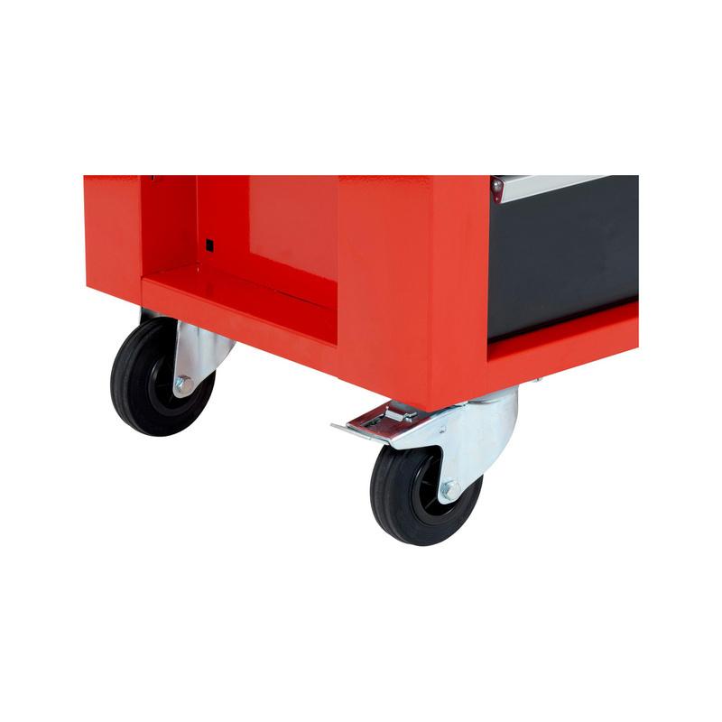 Wózek warsztatowy TOOLsystem standard - WOZEK WARSZTATOWY-S7-TOP-RAL 3020