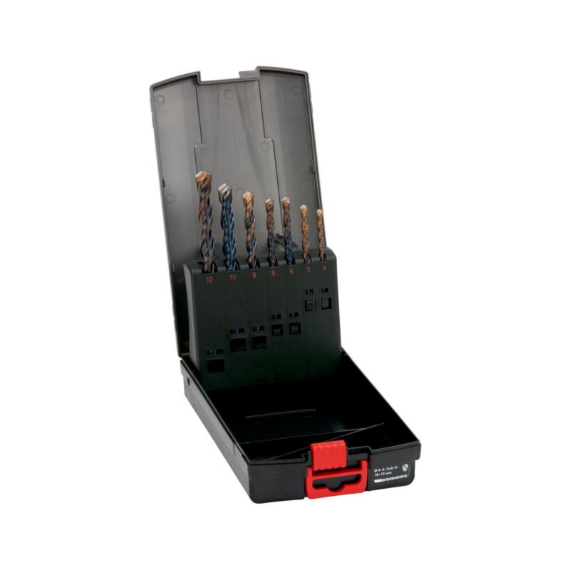 Universele boor MFD-S cassette, cilindrische schacht - 0