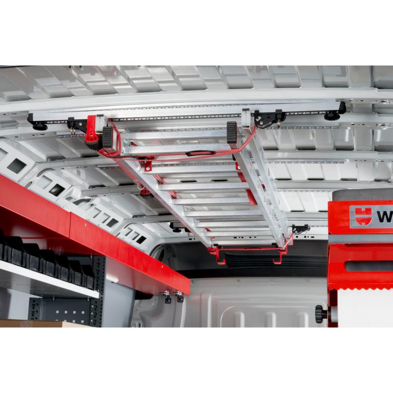 Rack de toit intérieur pour chargements longs - 0