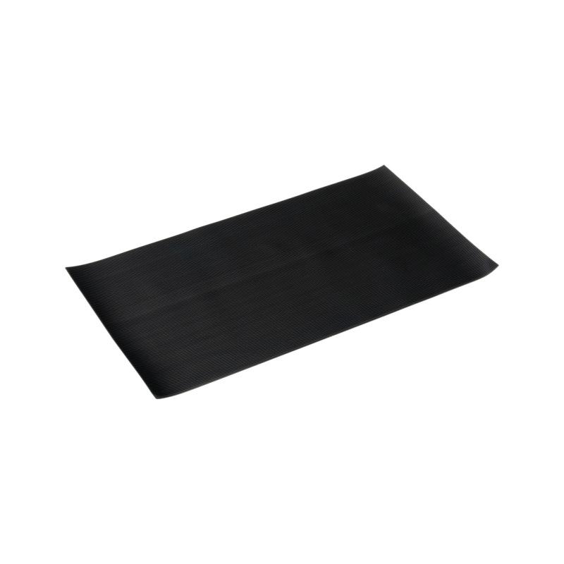 tapis caoutchouc rainur compartiment rangement - Tapis Caoutchouc