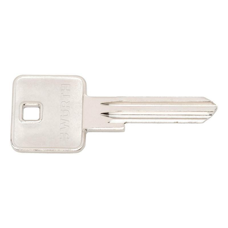 Chiave vergine per cilindro serratura np s6 0687650800 for Estrarre chiave rotta da cilindro