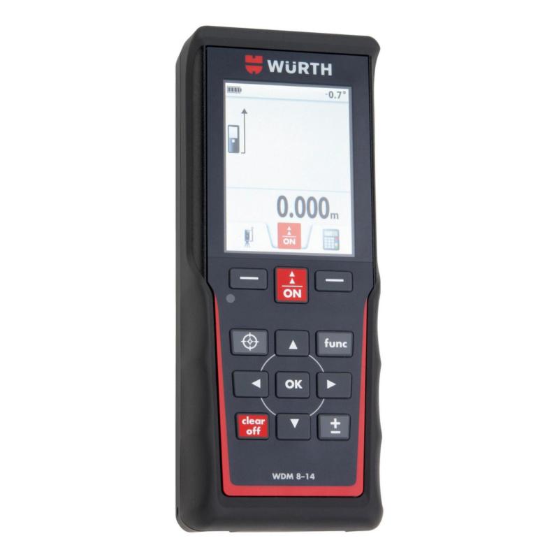 Laser-Entfernungsmesser WDM 8-14 - LASERENTFMESS-WDM8-14