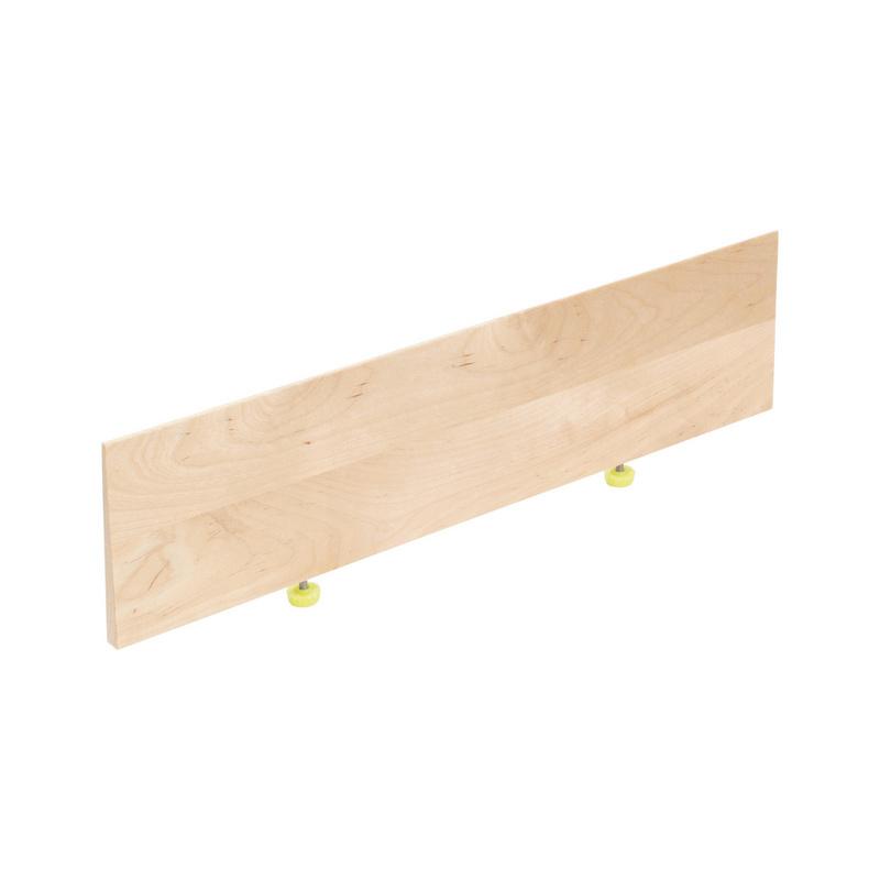 Trennbrett Für Lochplatte Holz Zb Besteckeinsa Birke 459mm