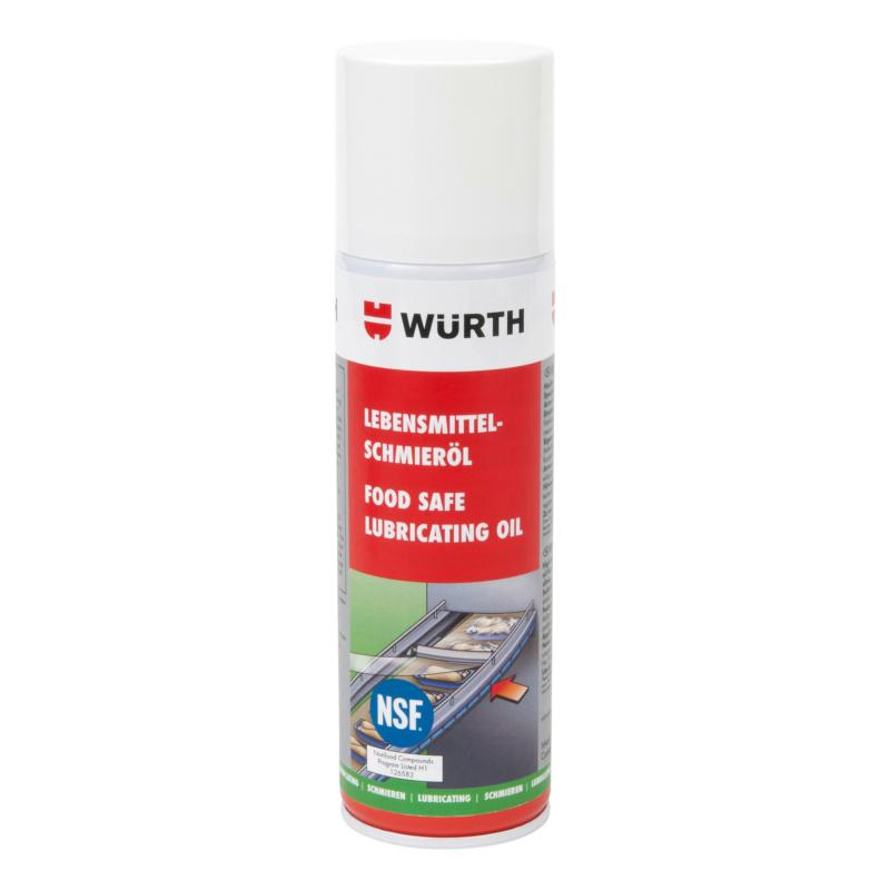 Spray para indústria alimentar - OLEO LUBRIFICACAO NSF 5L