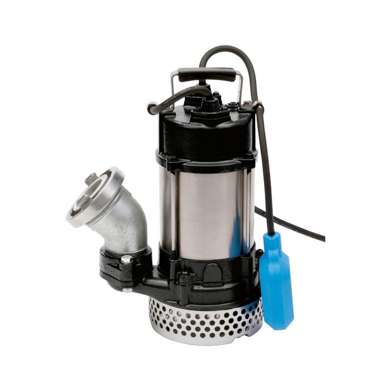 Tauchpumpe Easy-Sub 400W  Robuste, zuverlässige Schmutzwassertauchpumpe mit angebautem Schwimmerschalter