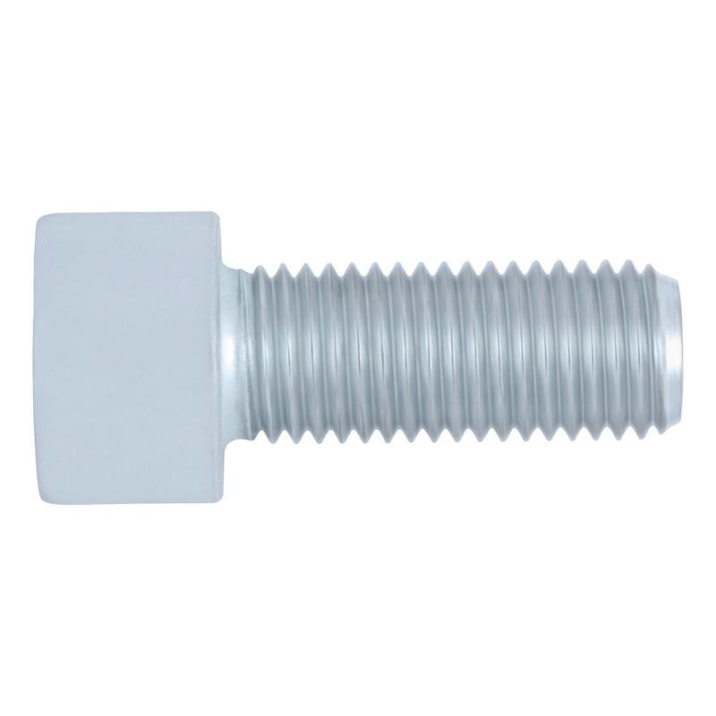 Zylinderschraube mit Innensechskant und Feingewinde - SHR-ISO12474-10.9-IS14-(A2K)-M16X1,5X60