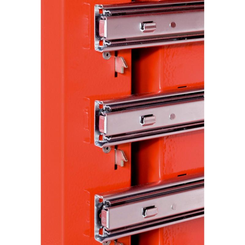 rail de tiroir pour servante d 39 atelier compact pour. Black Bedroom Furniture Sets. Home Design Ideas
